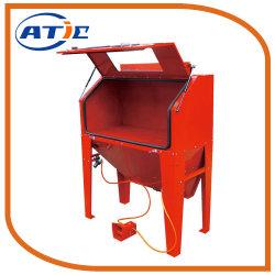 Sand Blasting Machine with External Light, 420L Cabinet Sandblasting Equipment