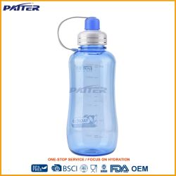 Outdoor Sports Use Big Valume Plastic Water Bottle