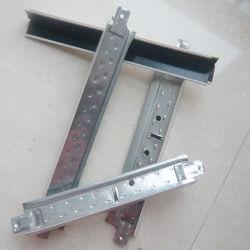 Gypsum False Ceiling T Bar Ceiling Grid System