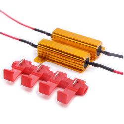 Rx24 50W Gold Aluminum Wirewound Load Resistor