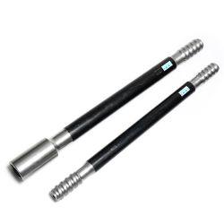 R22/R25/R28/T38/T45/T51/St58/Gt60 Extension Drifter Speed Mf mm Threaded Drill Steel Rod