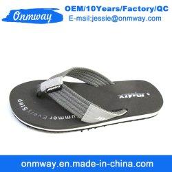 6ee29fd7a Customize Wholesale EVA Men Summer Flip Flops Beach Slippers
