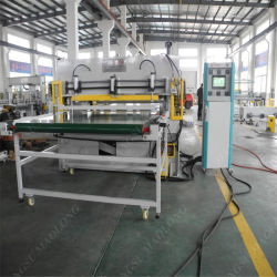 Car Sound-Absorbing Cotton Sealing Side Cutting Hydraulic Press Machine