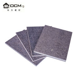 No Rusting Fireproof Glass Magnesium Plate
