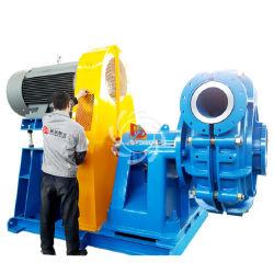Wear Resistant High Chrome Metal Liner Mining Slurry Pump for Power Plant, Cement, Steel Plant
