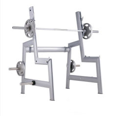 Commercial Sports Equipment Gym Trainer Weight Lifting Type Hack Squat Xh40