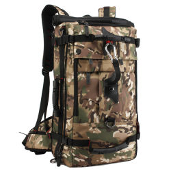 2017 Newest Design Waterproof Nylon Tactical Army Camouflage Backpack (RS-L2070)