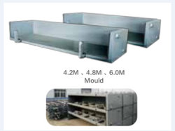 AAC Production Line Used Mould and Side Plate