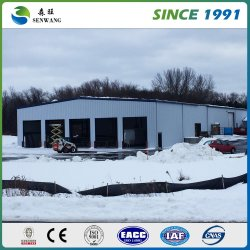 China Factory Suppier Light Steel Frame House Construction