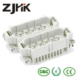 Competitive Price HD-80 Cable Heavy Duty Connector (about similar to Harting industrial connector)
