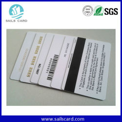 ISO7816 Magnetic Stripe Cash E-Payment Card