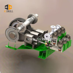 Triplex Piston High Pressure Mud Pump Bw Series, Grout Pump, Slurry Pump