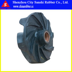 Rubber Parts for Horizontal Centrifugal Slurry Pump