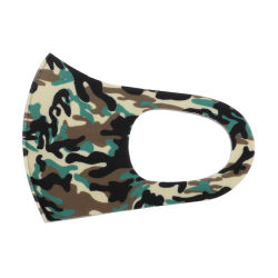 Goods in Stock! a Dust-Proof, Antibacterial, Washable, Reusable Outdoor Sports Mask Face