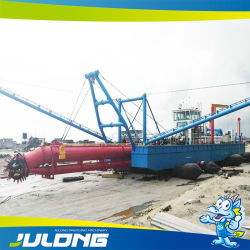 Dredger Ship Equipped with Gravel Pump/Slurry Pump