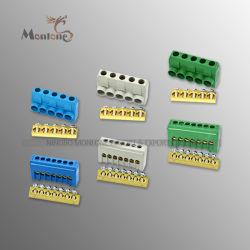 DIN Rail Mount Screw Terminal Block Adapter Module & Bornier & Terminal Block