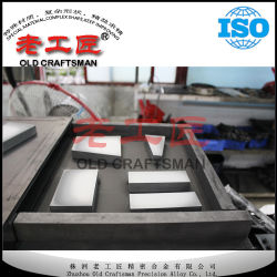 Blank Welding Block Yg6X Alloy with Different Shapes on Semi Machining