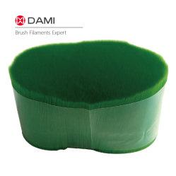 Green Color PBT Solid Tapered False Artificial Eyelash Filament
