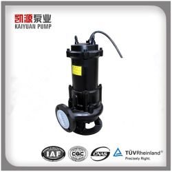 Wq Submersible Sewage Pump Suitable for Various Water Discharging System