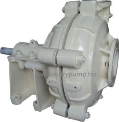 Mechanical Seal Suction Horizontal Centrifugal Slurry Pump