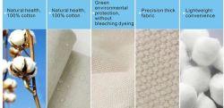 2018 Custom Use Cotton Canvas String Bread Shopping Gift Bag