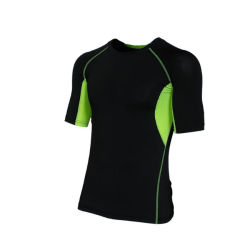 Custom Womens Running Fitness Sport Clothing with Flat Lock Stitching