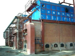 High Efficiency Coal Water Slurry Boiler for Power Plant