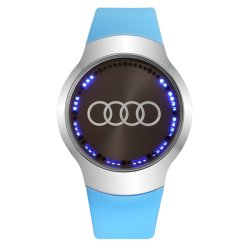 Customized Wholesale Sports LED Watch for Promotional (JY-SD004)