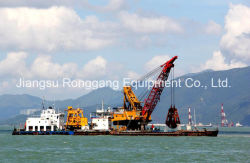 China Portable Small Dredger for Sand Pumping