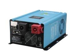 on off Grid Hybrid Solar Power Pure Sine Wave Inverter Built-in MPPT Controller Battery Solar Power System