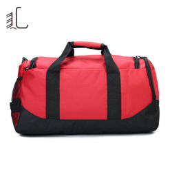 2020 Simple Gym Bag Sport Luggage Travel Duffle Bag with Shoe Box
