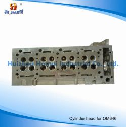China Engine Cylinder Head for Benz Om646 908574 Om502/Om441