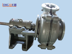 Corrosion Resisting Slurry Pump