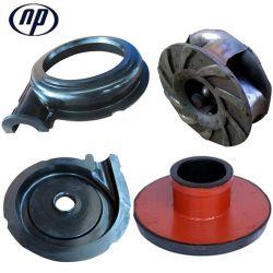 Mold Casting Rubber Spare Parts Slurry Pumps