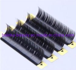 New Style Hand Made Artificial Super Soft Matte Black Gollee 0.05 0.07 Silk Eyelashes False Eyelashes