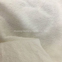 Hzvf17004 Soft Cotton TPU Laminated Pul Fabric for Diapers Bib Garments
