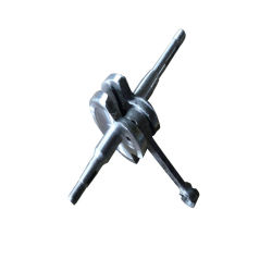 Custom Forged Motorcycle Crankshaft Steel Parts