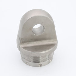 Custom Lost Wax Investment Casting Stainless Steel Construction Parts