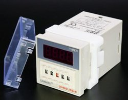 Electrical Time Electronic Counter Digital Timer Relay with Socket Base