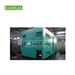 Industrial Silent Generator Power Generation 800kVA/640kw with Cummins Engine