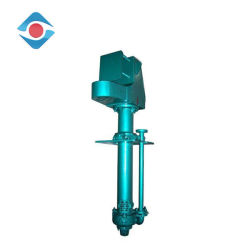 Vertical Large Solid Handling Slurry Pump Mud Sand Vertical Submersible Sump Pump