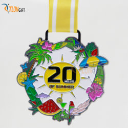 Professional Manufacturer Metal Medal Craft of Sport Souvenir