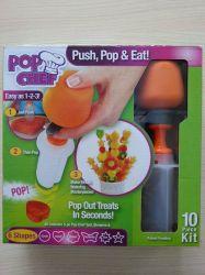 Pop Chef Food Decorator, Pop Chef Kitchenware Kit Set (TV0138)