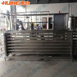 2000L Flash Pasteurizer for Juice, Other Beverage