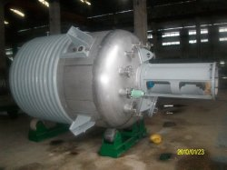 Stainless Steel Reactor for Food