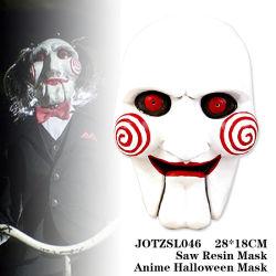 Saw Resin Mask 28*18cm Jotzsl046