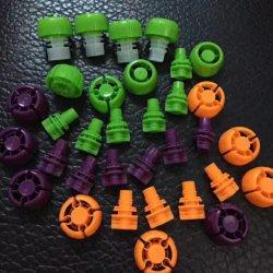 Colorful Spouts for Spout Pouches