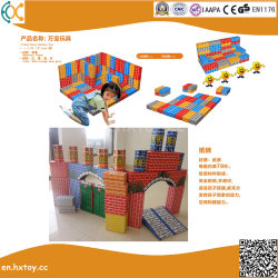 2018 Latest Educational Paper Toys Children Building Blocks