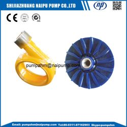 OEM High Chrome Slurry Pumps and Parts