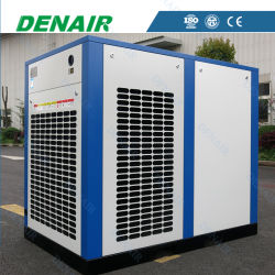 China Direct Driven Electric Motor AC Power Stationary Rotary Screw Air Compressor